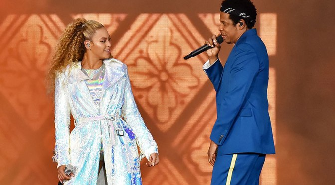 #OTRII: #Beyonce has VOCALS! [vid]