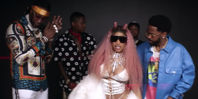 NEW VIDEO: #YG 'Big Bank' feat. #BigSean #2Chainz & #NickiMinaj [vid]