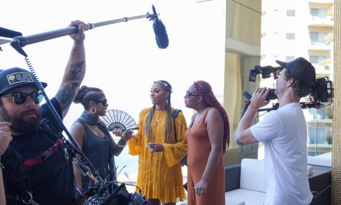 'Braxton Family STRIKE!?' Cast WALKS OUT on production- Show on HIATUS! [details]