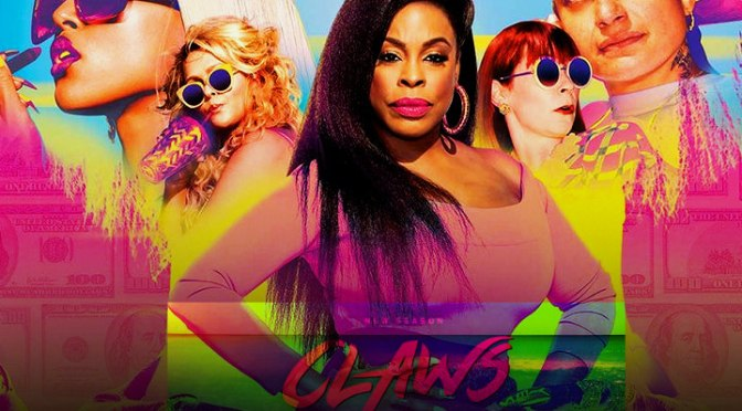 "WATCH: #ClawsTNT season 2 ep 8 ""Crossroads"" [full ep]"