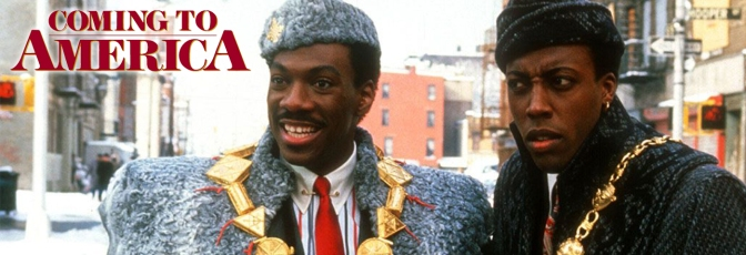 On This Day… 30 years ago #ComingToAmerica hits THEATERS!!! [vid]