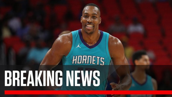 #NBA NEWS: #DwightHoward TRADED to the Nets for #TimofeyMozgov & more..! [details]