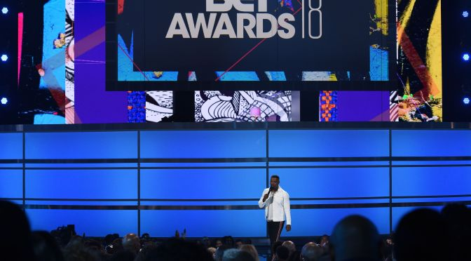 #BETAwards 2018 was a RATINGS HIT, reports say.[details]