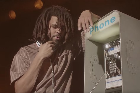 J-Cole-Come-Through-And-Chill-Video
