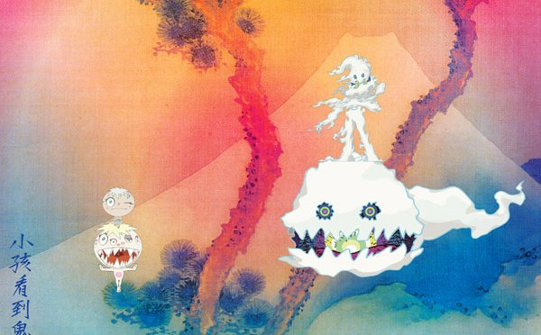 STREAM: #KanyeWest & #KidCudi 'Kids See Ghosts' [album stream]