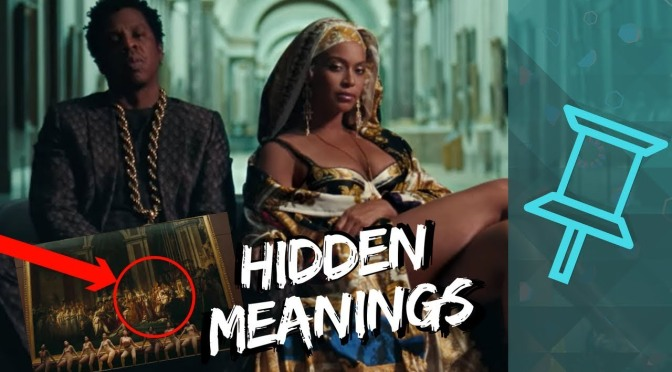 The HIDDEN meanings behind #TheCarters 'ApeSh*t' video EXPLAINED! [vid]