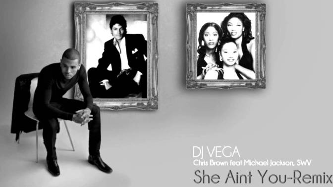 WAKE UP JAM: #ChrisBrown 'She Ain't You' feat. #SWV [audio]