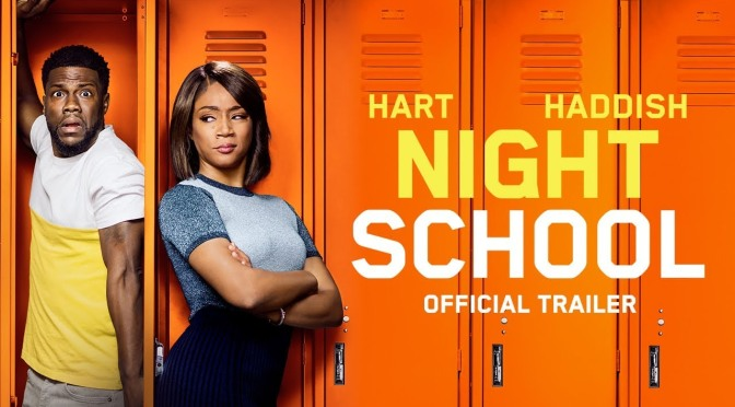 WATCH the trailer for #KevinHart and #TiffanyHaddish in 'Night School' [vid]