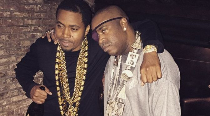 NEW MUSIC: #Nas 'Cops' uses a MEAN #SlickRick sample! [vid]