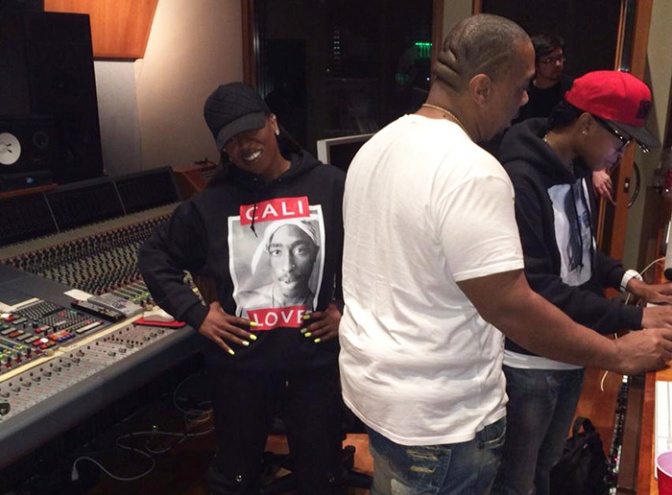 STAR TRACKS: #Missy & #Timbaland ENJOYING the WEEKEND! [vid]
