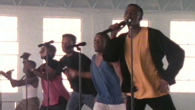 Vibes from the VAULT: #NewEdition 'If It Isn't Love' [vid]