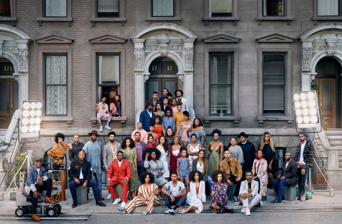 WATCH: 47 of #Netflix stars come TOGETHER for epic 'STRONG BLACK LEAD' campaign! [vid]