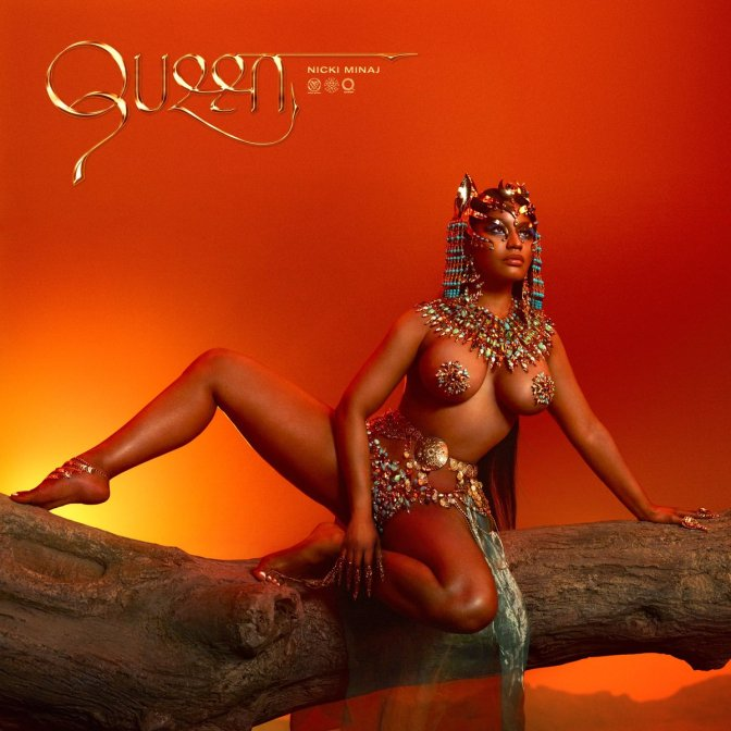 STREAM: #NickiMinaj 'Queen' [album stream]