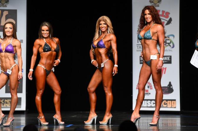 #RHONJ News: #TeresaGiudice competes in BODYBUILDING competition! [pics]