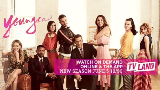 WATCH: #Younger season 5 ep 3 'The End of the Tour' [full ep]