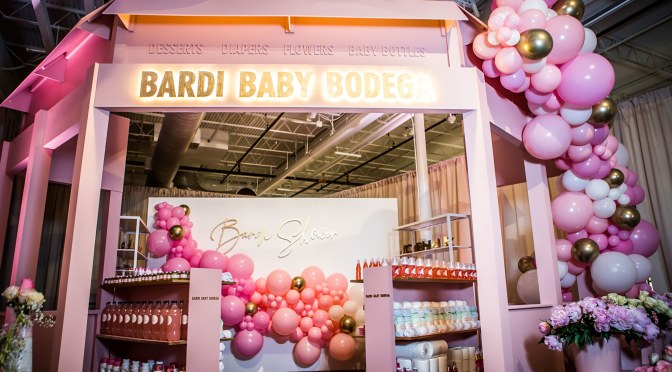 Barbie Baby Nickiminaj Gifts Cardib S New Baby A 5k