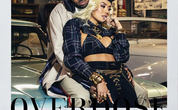NEW MUSIC: #AgnezMo 'Overdose' feat. #ChrisBrown [lyric vid]