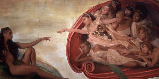 NEW VIDEO: #ArianaGrande 'God is a Woman' [vid]