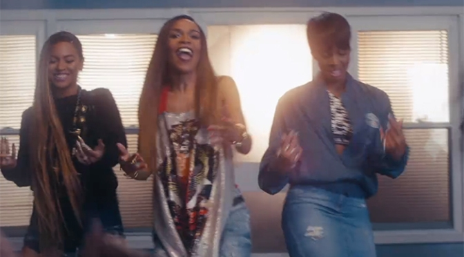 WAKE UP JAM: #MichelleWilliams 'Say Yes' feat. #KellyRowland & #Beyonce [vid]