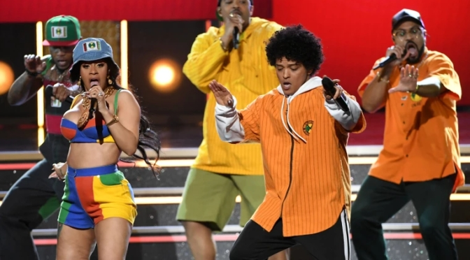 #CardiB PULLS OUT of #BrunoMars TOUR! [details]