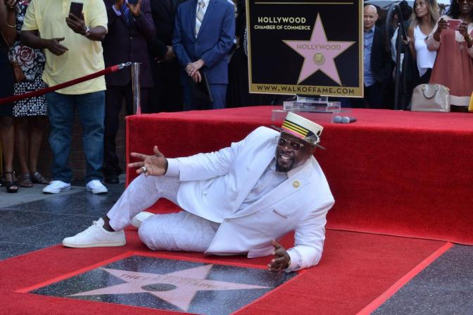#CedricTheEntertainer receives a STAR on the #HollywoodWalkofFame! [details]