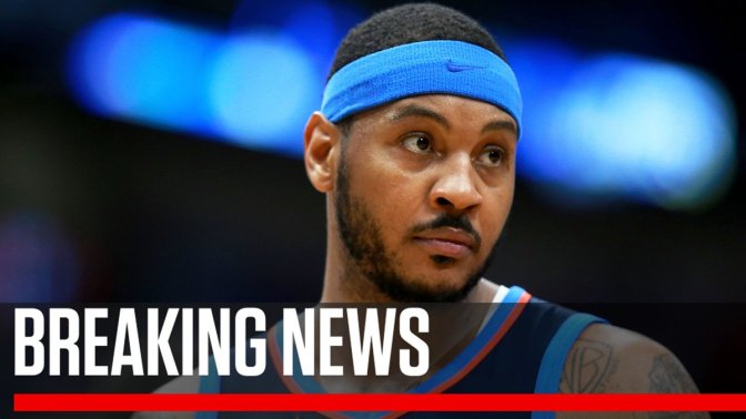 #CarmeloAnthony TRADED to the #Hawks…kinda! [details]