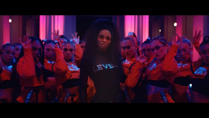 NEW VIDEO: #Ciara #LevelUp [vid]