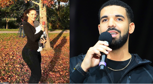 Baby pics of #Drake's son REVEALED! [pics]