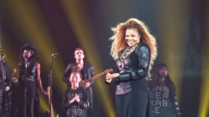 Sunday Energy Shot: #JanetJackson 'BURNITUP, Nasty, Feedback Medley' [vid]
