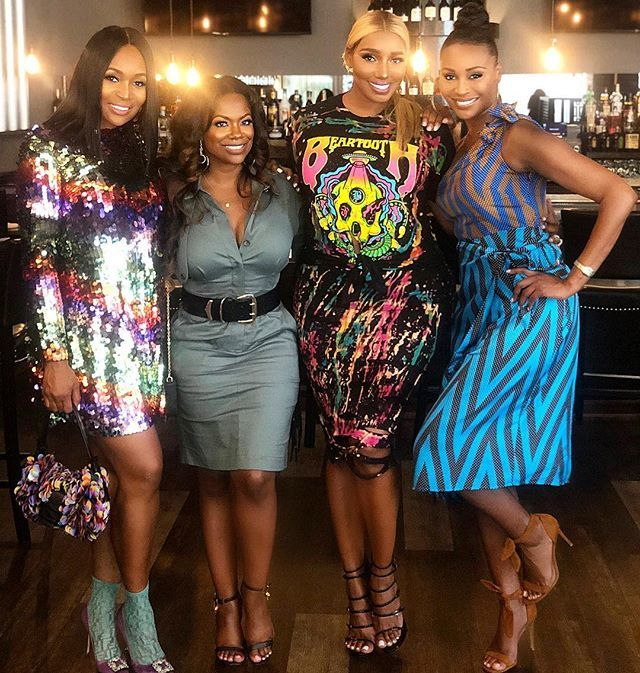 HOT SHOT of the DAY! Ladies of #RHOA season 11 looking FAB! [pic]