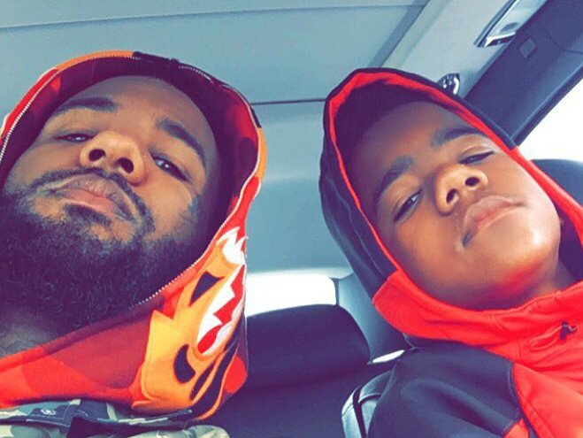 #TheGame wishes his son a HAPPY 15th birthday in the sweetest way! [details]
