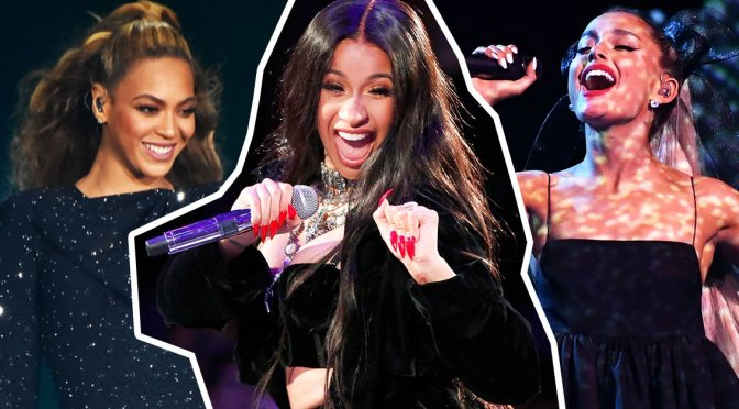 #VMAs nominations are IN! #CardiB & #TheCarters LEAD the PACK! [details]