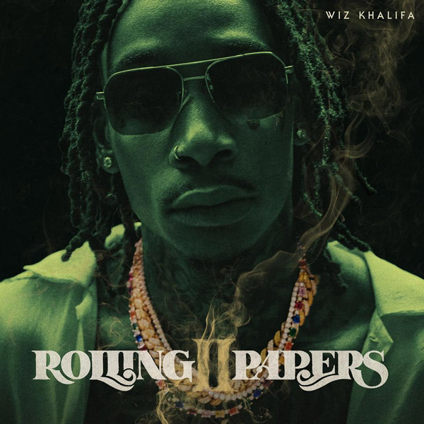 STREAM: #WizKhalifa 'Rolling Papers 2' [album stream]