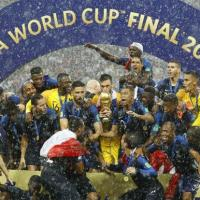 #France WINS #WorldCup Championship! [details]
