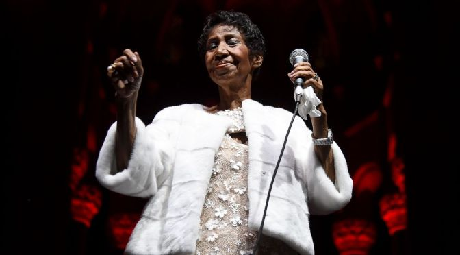 #ArethaFranklin is 'GRAVELY ILL' reports say! [details]