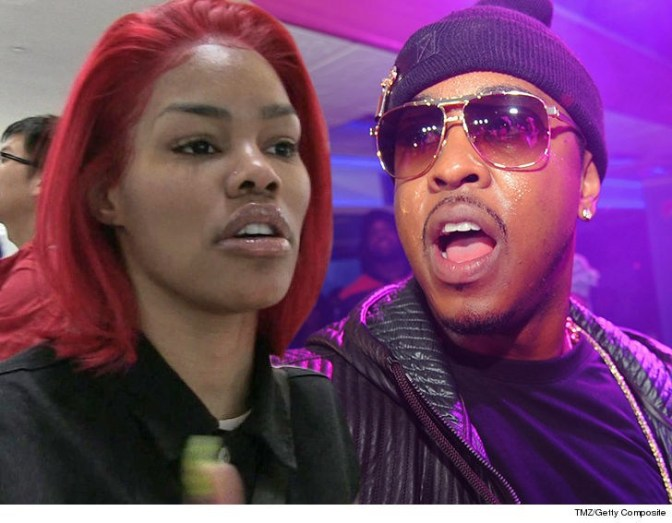 #Jeremih OPENS UP about his riff with #TeyanaTaylor! [vid]