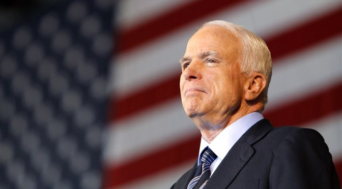Senator #JohnMcCain has passed away at 81! [details]