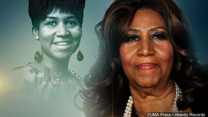 #ArethaFranklin DEAD at 76! [details]