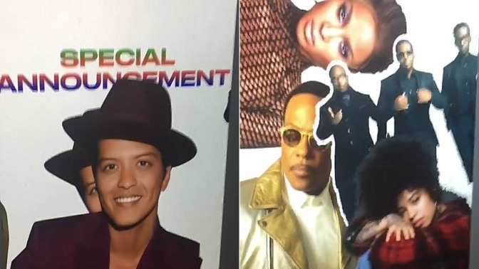 #BrunoMars ADDS #CharlieWilson #BoyzIIMen #Ciara & #EllaMai to the '24K Magic' Tour! [details]