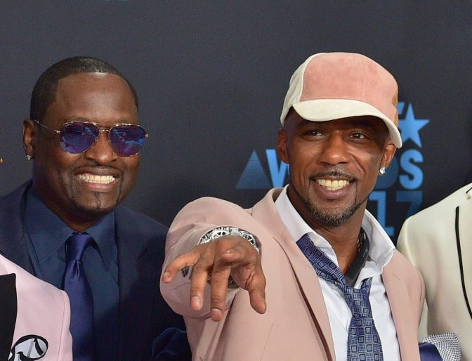 #JohnnyGill BREAKS his silence on the #NewEdition trademark issues and STRIFE within the GROUP! [vid]