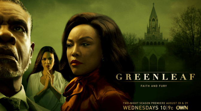 WATCH: #Greenleaf season 3 ep 2 'The Space Between' [full ep]