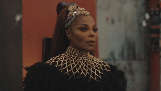 #JanetJackson pays HOMAGE to #RememberTheTime on MJ's 60th BDAY withs @BLAMEITONKWAY @KingBach [vid]