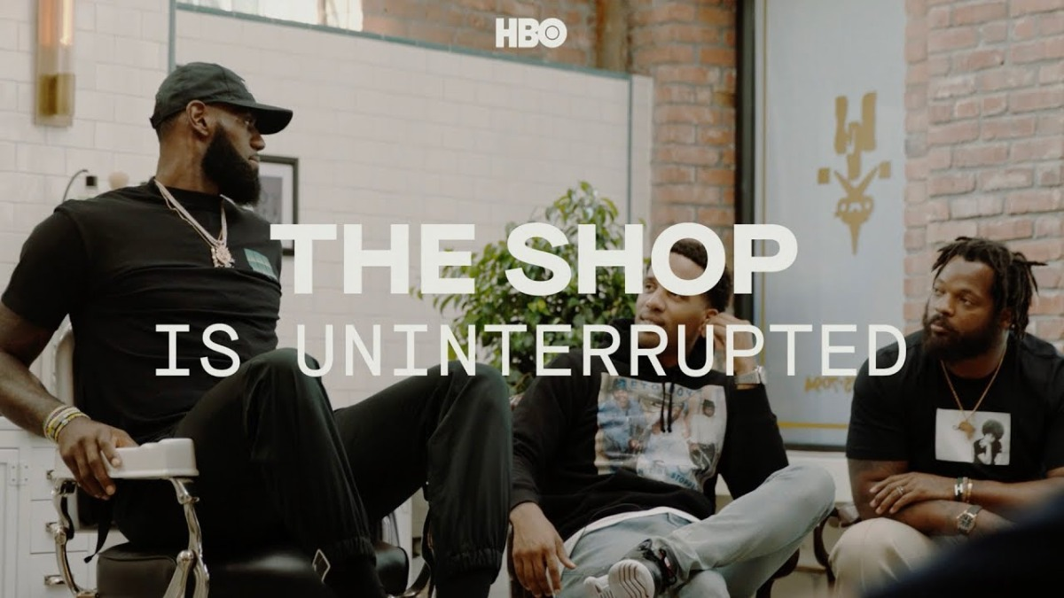 WATCH: #TheShopHBO ep 3  #IceCube #MaryJBlige #LenaWaithe #JimmyKimmel & more [full ep]