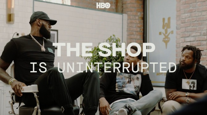 WATCH: #TheShopHBO ep 4  #AnthonyDavis #AntonioBrown #JamieFoxx #2Chainz & #JerrodCarmichael [full ep]