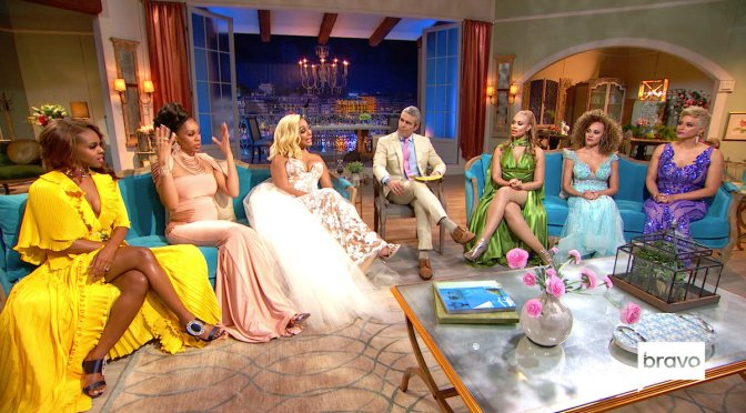 1st LOOK! #RHOP season 3 REUNION! [vid]