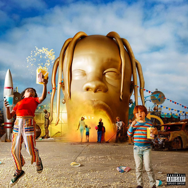 STREAM: #TravisScott 'ASTROWORLD' [album stream]
