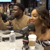 #KevinHart SLAMS #KattWilliams on #TheBreakfastClub! [vid]