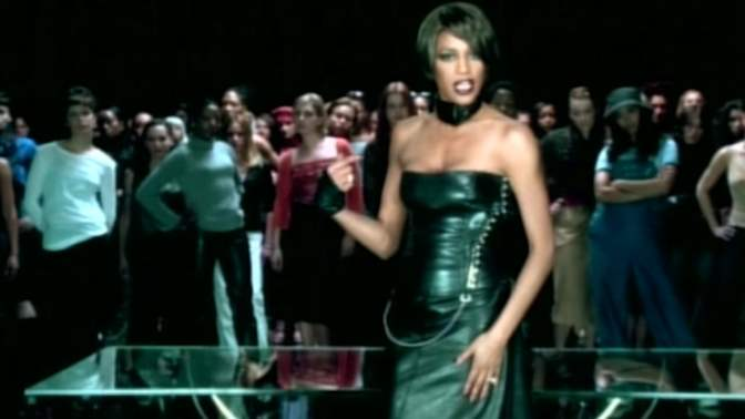 WAKE UP JAM: #WhitneyHouston 'It's Not Right ( But It's Ok)[vid]