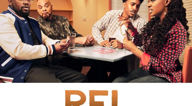 WATCH: #Rel season 1 'Pilot' [full ep]