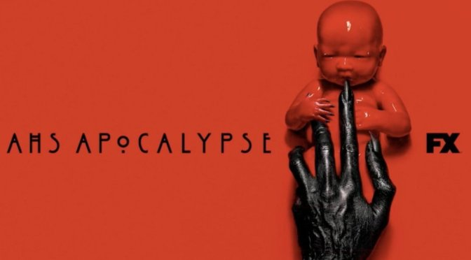 WATCH: #AHSApocalypse 'American Horror Story' season 8 ep 9 'Fire and Reign' [UPDATED]